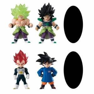 Dragon Ball Adverge 9 MOVIE SPECIAL Set 6 Pack box [Bandai]