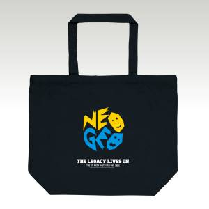NEOGEO LABEL Tote Bag Black Ver. [Goods]