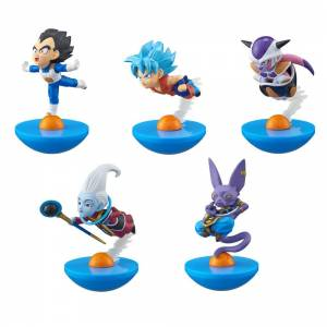 Dragon Ball Super 5 Pack BOX [YuraColle / Megahouse]