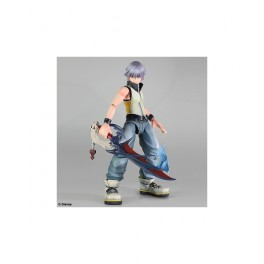 Kingdom Hearts 3D Dream Drop Distance - Riku [Play Arts Kai]