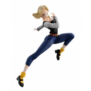 Dragon Ball Gals - Android 18 Ver.IV / C-18 Ver. IV [MegaHouse]