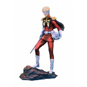 Kidou Senshi Gundam - Char Aznable - Art Graphics Gundam Guys Generation (GGG) [Megahouse]
