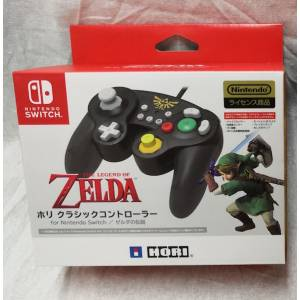 Hori Classic Controller for Nintendo Switch - Legend of Zelda Ver. [Switch]