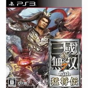 Shin Sangoku Musou 7 with Moushouden [PS3 - Used Good Condition]