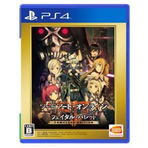 Sword Art Online Fatal Bullet COMPLETE EDITION - Standard Edition [PS4]