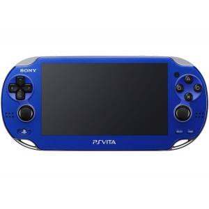PSVita - Sapphire Blue PlayStation Vita - Wi-fi (PCH-1000 ZA04) [used]