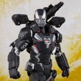 Avengers: Infinity Wars - War Machine MK-4 / Mark 4 Limited Edition [SH Figuarts]