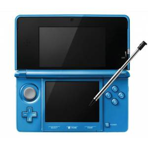 Nintendo 3DS - Light Blue [Brand New]