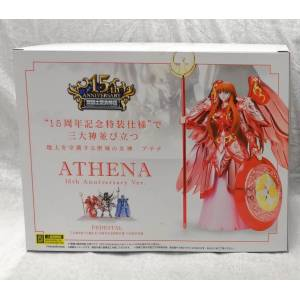Saint Seiya Myth Cloth - Goddess Athena 15th Anniversary Ver. [Bandai]