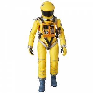 2001: A Space Odyssey - SPACE SUIT YELLOW Ver. [Mafex No. 035]