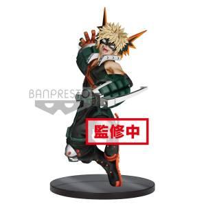 Boku no Hero Academia -The Amazing Heroes - Vol.3 Bakugo  [Banpresto] [Used]