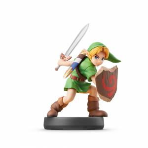 FREE SHIPPING - Amiibo Young Link - SUPER SMASH BROS. SERIES [Switch]