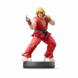 Amiibo Ken - SUPER SMASH BROS. SERIES [Switch]