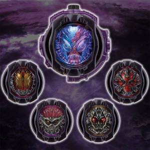 Kamen Rider Zi-O - Another Build - DX - Another Watch Set Limited Edition [Bandai]