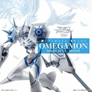 ULTIMATE IMAGE - Digimon - Omegamon Merciful Mode Limited Edition [Bandai]