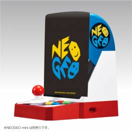 Neo Geo Mini Dust Cover [SNK - Brand new]