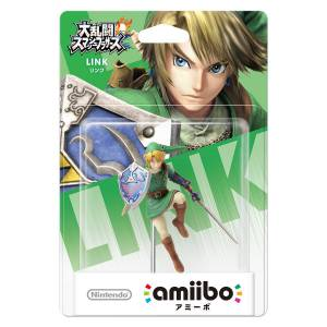 Amiibo Link - Super Smash Bros. series Ver. - Reissue [Wii U/ Switch]