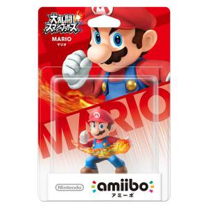 Amiibo Mario - Super Smash Bros. series Ver. - Reissue [Wii U/ Switch]