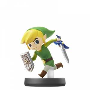 FREE SHIPPING - Amiibo Toon Link - Super Smash Bros. series Ver. - Reissue [Wii U/ Switch]