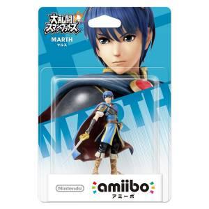 Amiibo Marth - Super Smash Bros. series Ver. - Reissue [Wii U/ Switch]