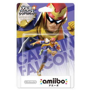 Amiibo Captain Falcon - Super Smash Bros. series Ver. - Reissue [Wii U/ Switch]