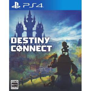 DESTINY CONNECT - Standard Edition [PS4]