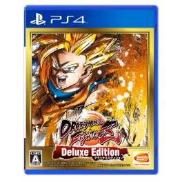 Dragon Ball Fighters Deluxe Edition [PS4]