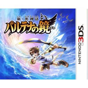 Shin Hikari Shinwa - Palutena no Kagami / Kid Icarus Uprising + AR Card & Stand [3DS - Used Good Condition]