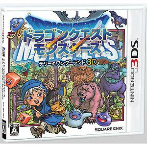 Dragon Quest Monsters - Terry no Wonderland 3D [3DS - Used Good Condition]