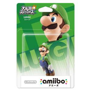 Amiibo Luigi - Super Smash Bros. series Ver. - Reissue [Wii U/ SWITCH]