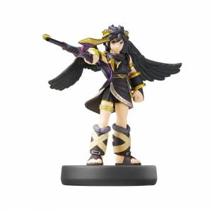 Amiibo Black Pit - Super Smash Bros. series Ver. - Reissue [Wii U/ SWITCH]