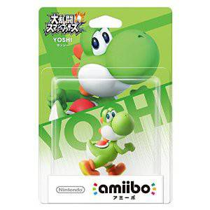 Amiibo Yoshi - Super Smash Bros. series Ver. - Reissue [Wii U/ SWITCH]