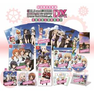 Girls und Panzer Dream Tank Match DX - Otome no Tashinami BOX [Switch]