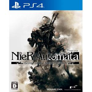 FREE SHIPPING - NieR: Automata Game of the YoRHa Edition (Multi-Language) [PS4]