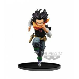 Dragon ball Z- World Figure Colosseum - Android 17 [Banpresto]