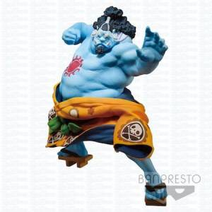 One Piece - World Figure Colosseum - Zoukeiou Choujou Kessen 2 vol.4 Jinbei [Banpresto]