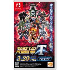 Super Robot War T - Standard Edition [Switch]