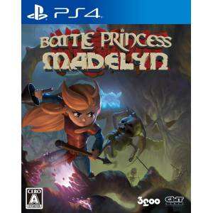FREE SHIPPING - Battle Princess Madelyn - Standard Edition [PS4]