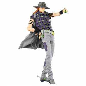 JoJo's Bizarre Adventure / Steel Ball Run - Gyro Zeppeli [RAH / Real Action Heroes 429]