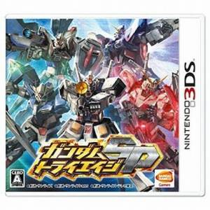 Gundam Try Age SP [3DS - Used Good Condition]