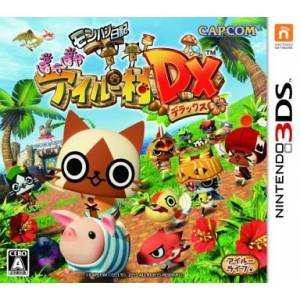 MonHun Nikki - Poka Poka Airu Mura DX / Monster Hunter Diary - Poka Poka Palico Village DX [3DS - Used Good Condition]