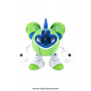 TwinBee Rainbow Bell Adventure Gwinbee Plastic Model [Plum]