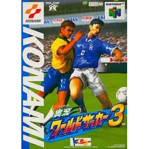 Jikkyou World Soccer 3 / International Superstar Soccer 64 [N64 - occasion BE]