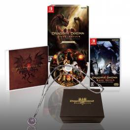 Dragon's Dogma: Dark Arisen - e-Capcom Complete Limited Edition (Multi Language) [Switch]
