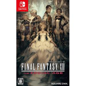 FREE SHIPPING - Final Fantasy XII The Zodiac Age - Standard Edition (Multi Language) [Switch]
