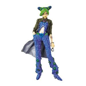 JoJo's Bizarre Adventure Vol. 6 Jolyne Kujo [RAH / Real Action Heroes 508]