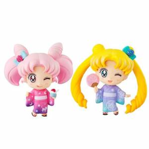 Pretty Guardian Sailor Moon - Kyoto Marubeni Ver. Limited Edition [Petit Chara / Megahouse]