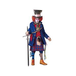 Alice in Wonderland - Mad Hatter (Blue Jacket ver.) [RAH / Real Action Heroes 511]