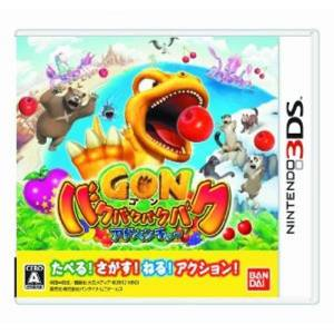 Gon Bakubakubakubaku Adventure [3DS - Used Good Condition]