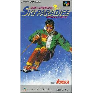 Ski Paradise with Snowboard / Tommy Moe's Winter Extreme - Skiing and Snowboarding [SFC - Used Good Condition]